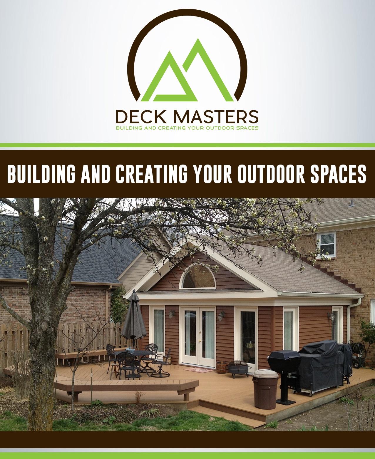 deck masters custom decks nashville tn deck builder 615 356 8905